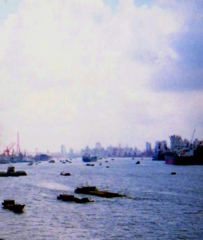 Shanghai © Kruth 2001