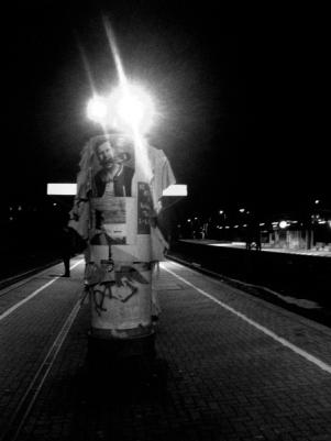 Am Gleis © Kruth 2015